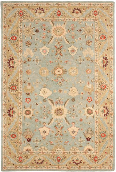 Area rug AN567A is part of the Safavieh Anatolia Rugs collection. Shapes available: Medium Rectangle Rug.