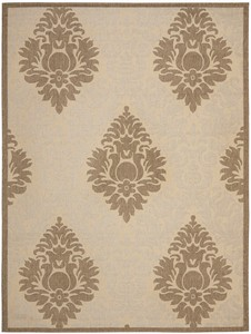 Area rug CY2714-3001 is part of the Safavieh Courtyard Rugs collection. Shapes available: Large Rectangle Rug, Accent Rug, Runner Rug, Small Rectangle Rug, Round Rug, Medium Rectangle Rug.