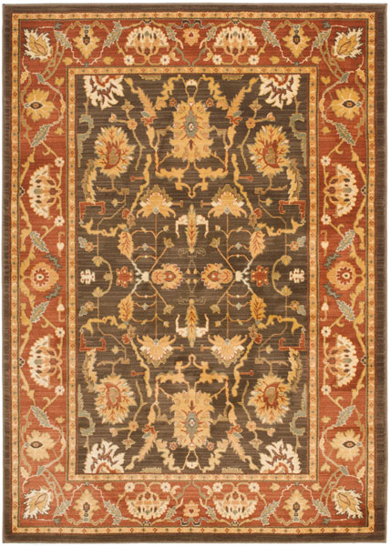 Area rug HLM1666-2537 is part of the Safavieh Heirloom Rugs collection. Shapes available: Large Rectangle Rug, Runner Rug, Small Rectangle Rug, Medium Rectangle Rug.